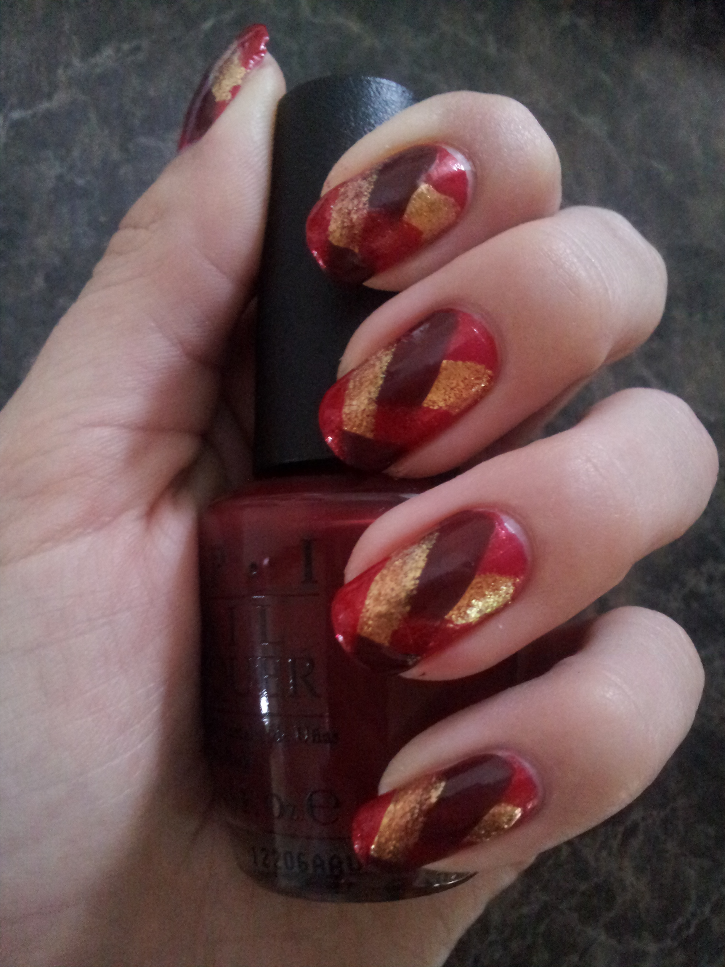 Lisa\'s DIY Nails of the Week   Braided Nails - Beauty Lust NZ ...
