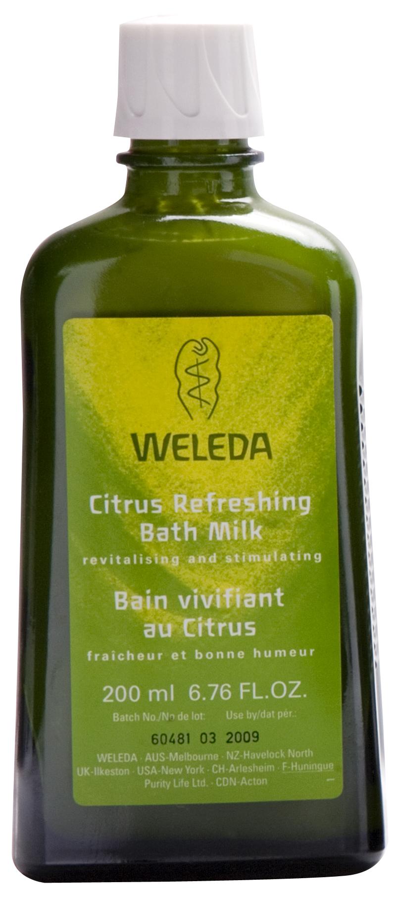 Weleda Citrus Bath Milk