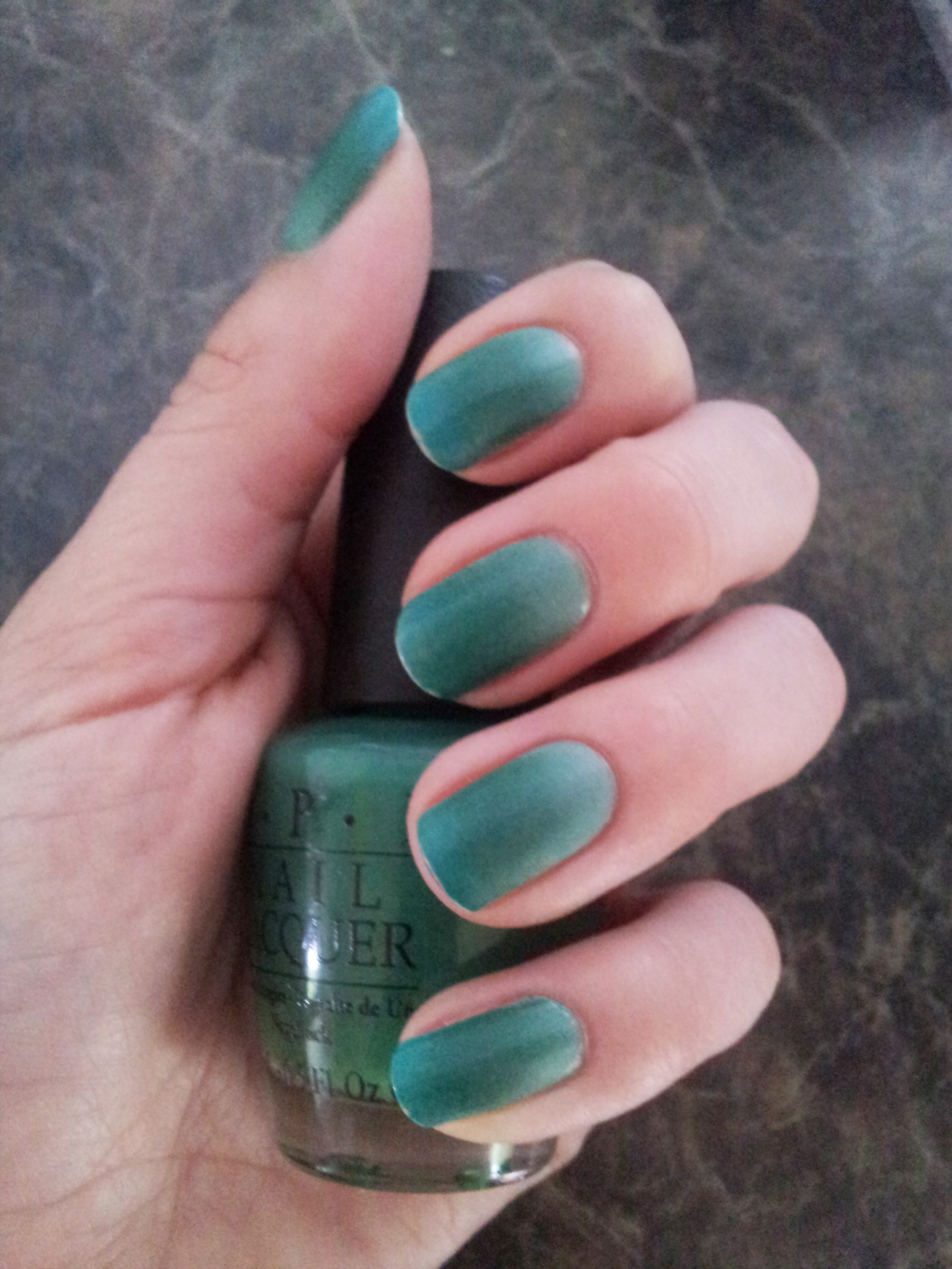 Green Ombre Nails - Beauty Lust NZ | Beauty & Lifestyle Blog