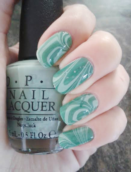 Water marble nails beauty lust nz beauty lifestyle blog marblenails solutioingenieria Image collections